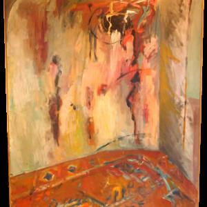 Gemälde von Brigitte Suberg 180×140